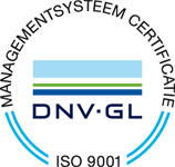Managementsysteem certificate ISO 9001