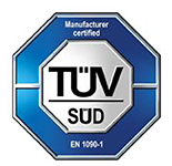 Product certification EN 1090-1