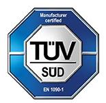 Product certification EN 1090-1