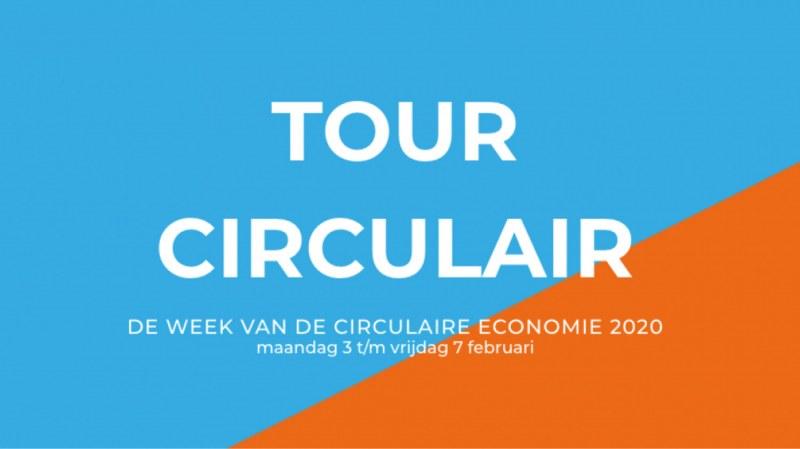 Kom bij ons langs tijdens de Week van de Circulaire Economie