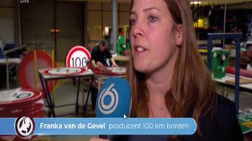 Hart van Nederland: Maximumsnelheid op de Nederlandse snelwegen omlaag naar 100 kilometer per uur