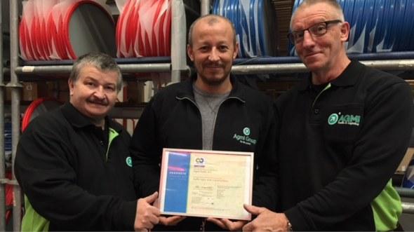 ISO 14001 en Cradle-to-Cradle certificaat