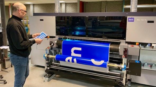 Leading forward in duurzaam printen