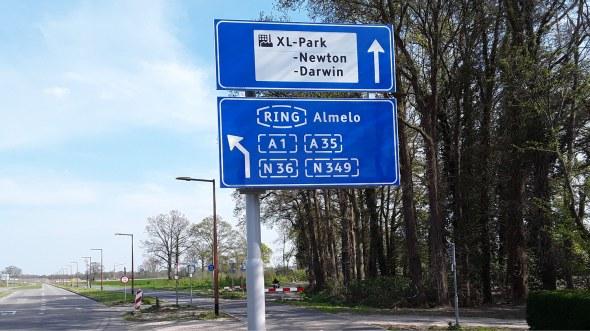 Duurzame industriebewegwijzering op Businesspark Twente