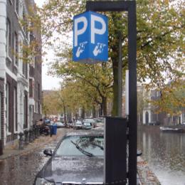 Parkeerbakken